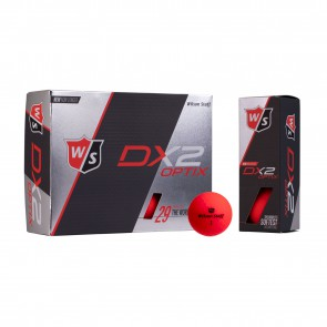Golfbal DX2 Optix Wilson