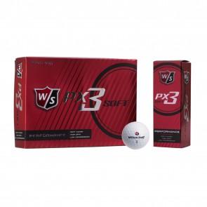 Golfbal PX3 Soft Wilson