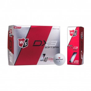 Golfbal DX3 Soft Spin Wilson