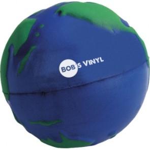 anti-stress wereldbol bedrukken