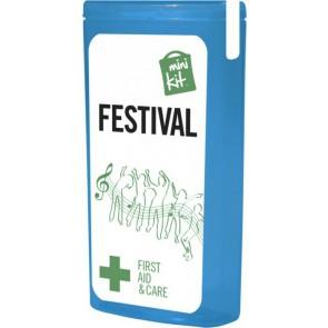Mini kit festival blauw