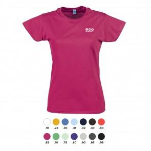 Gildan Standard Dames t-shirts bedrukken