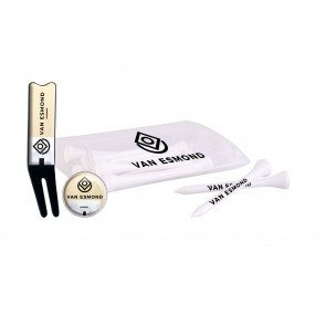 Gift set golf luxe