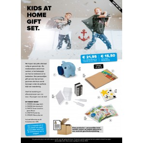 Stay at home Kids set 5