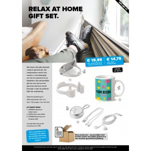 Stay at home Relax set 7