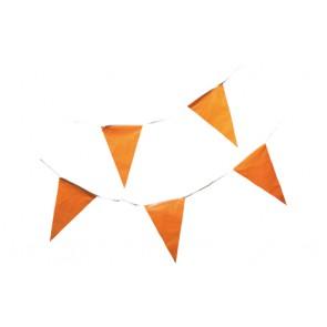 16130 vlaggenlijn oranje