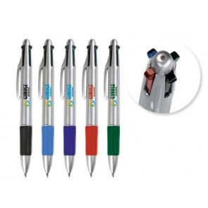 4 kleuren pennen bedrukken