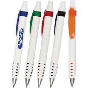 Transaccent pennen goedkoop bedrukken