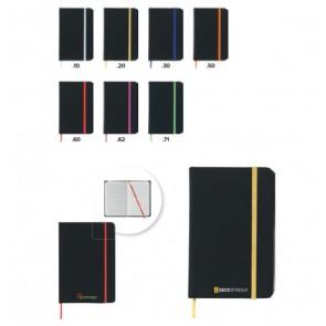 zwarte notitieboekjes bedrukken