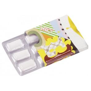Kauwgom pakjes