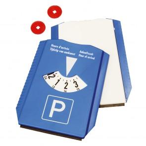 Parkeerschijf met ijskrabber goedkoop bedrukken
