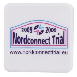 Goedkope magneten bedrukken met tekst of logo: PR Products!