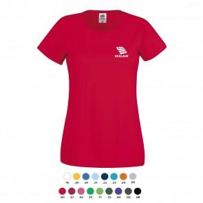 getailleerde dames t-shirts bedrukken