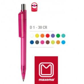 MAXEMA DOT D1 30 CR: Transparante pennen bedrukken