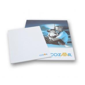 A4 Schrijfblokken goedkoop drukken in full-colour