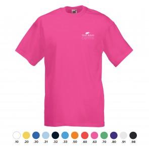 Heren shirts bedrukken met logo