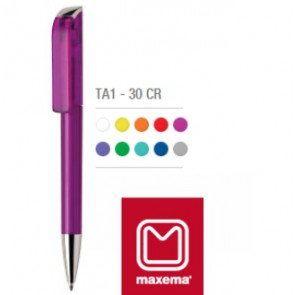 Maxema TAG Transparante pennen bedrukken