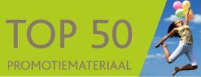 Top 50 Promotiemateriaal